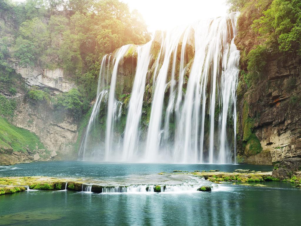 早餐后前往游览国家aaaaa级风景名胜——【龙宫风景区】(含龙宫门票