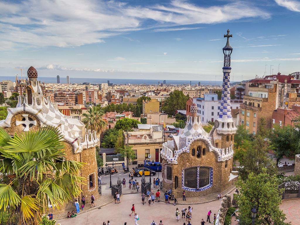 【UGO】西班牙葡萄牙【4_5星+西班牙國營酒店+巴塞羅那市區酒店】+AVE高鐵+特色餐