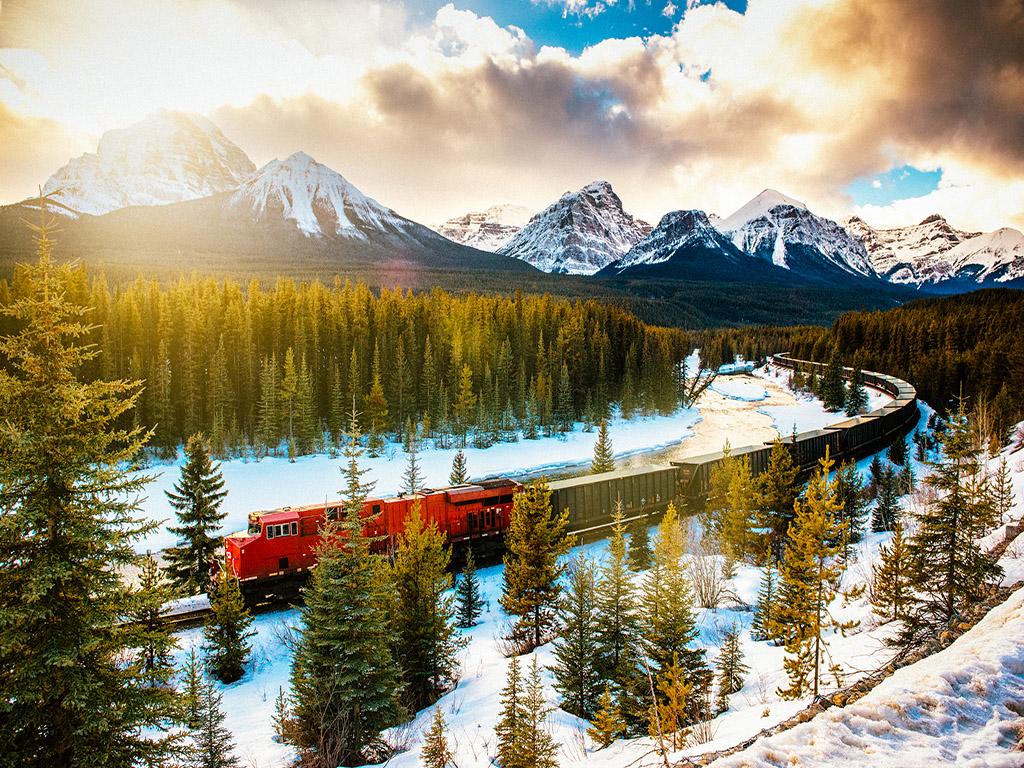 【楓情勞倫琴】加拿大東西海岸+落基山+湯卜朗+圣阿黛爾全景12日