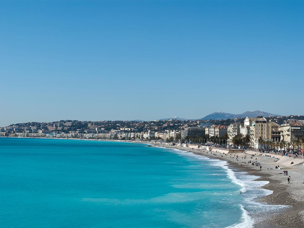 【法国一地半自由行】蔚蓝南法海岸+两段TGV高速列车+巴黎自由活动