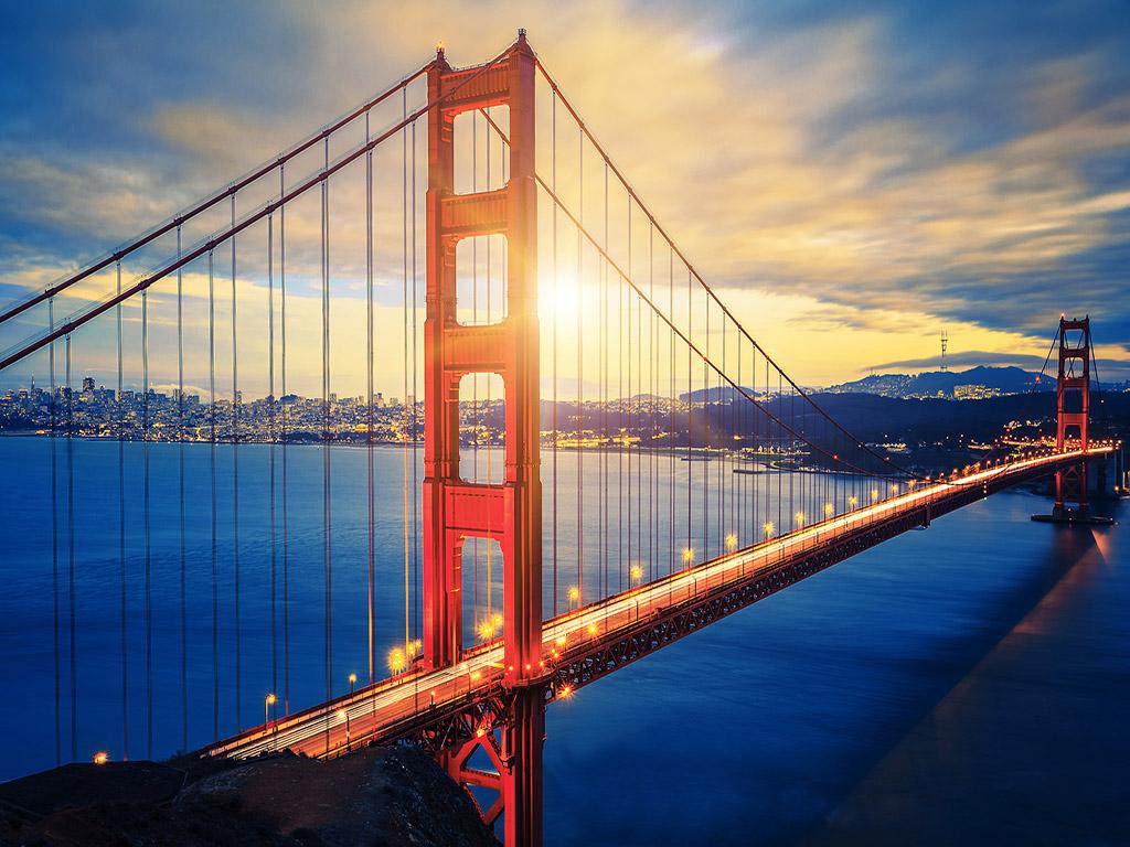 (华东联运)【加州遇见夏威夷】美国西海岸+旧金山+1号公路+圣地亚哥+夏威夷