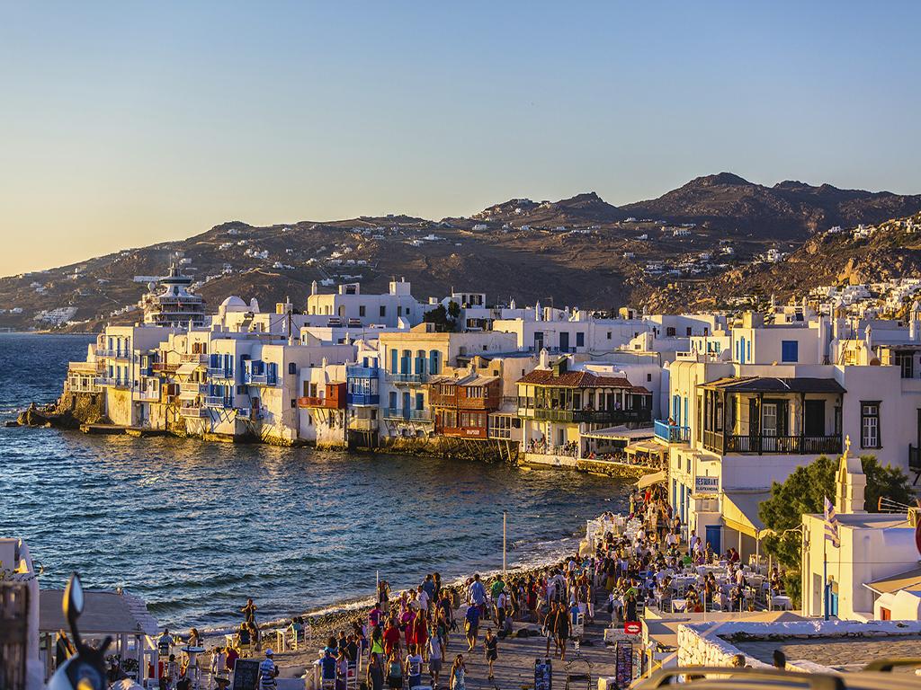【一家一團】希臘雙島10日 懸崖酒店+天空之城梅戴奧拉+米島+圣島+阿波羅神殿
