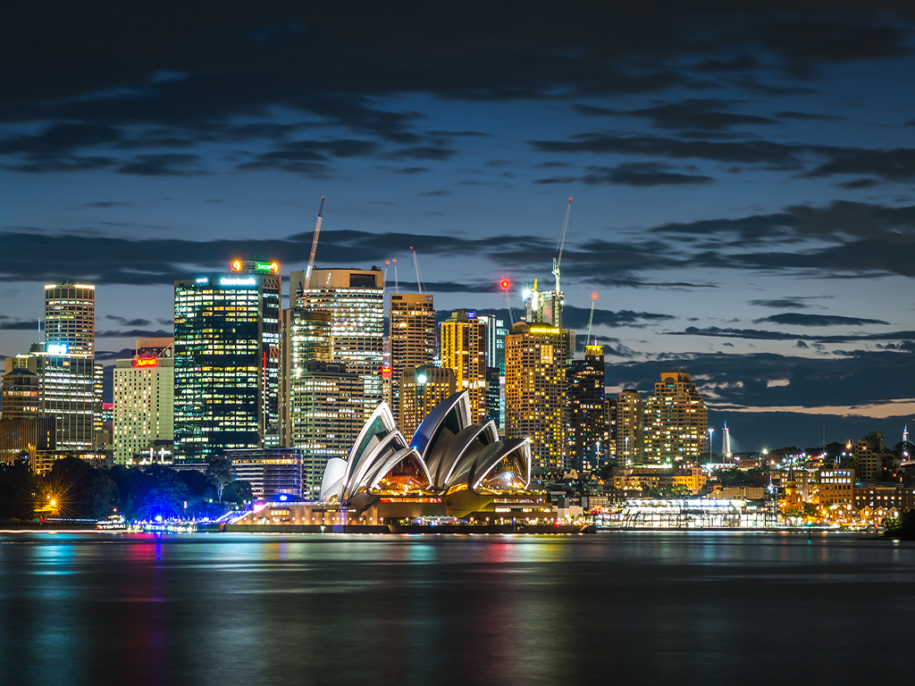 主题产品之悉尼灯光音乐节【一家一团】澳式迷情_悉尼一地【各地出发】