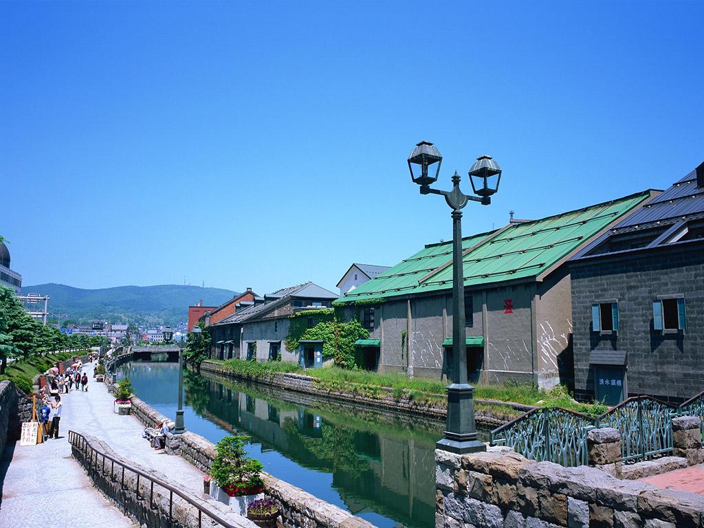 乐享CLUBMED 北海道小樽函馆富良野赏花