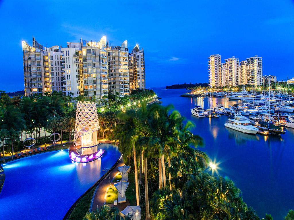 【新加坡私享游】畅玩圣淘沙自由行2人起订,宿名胜世界五星逸濠酒店,专车接送
