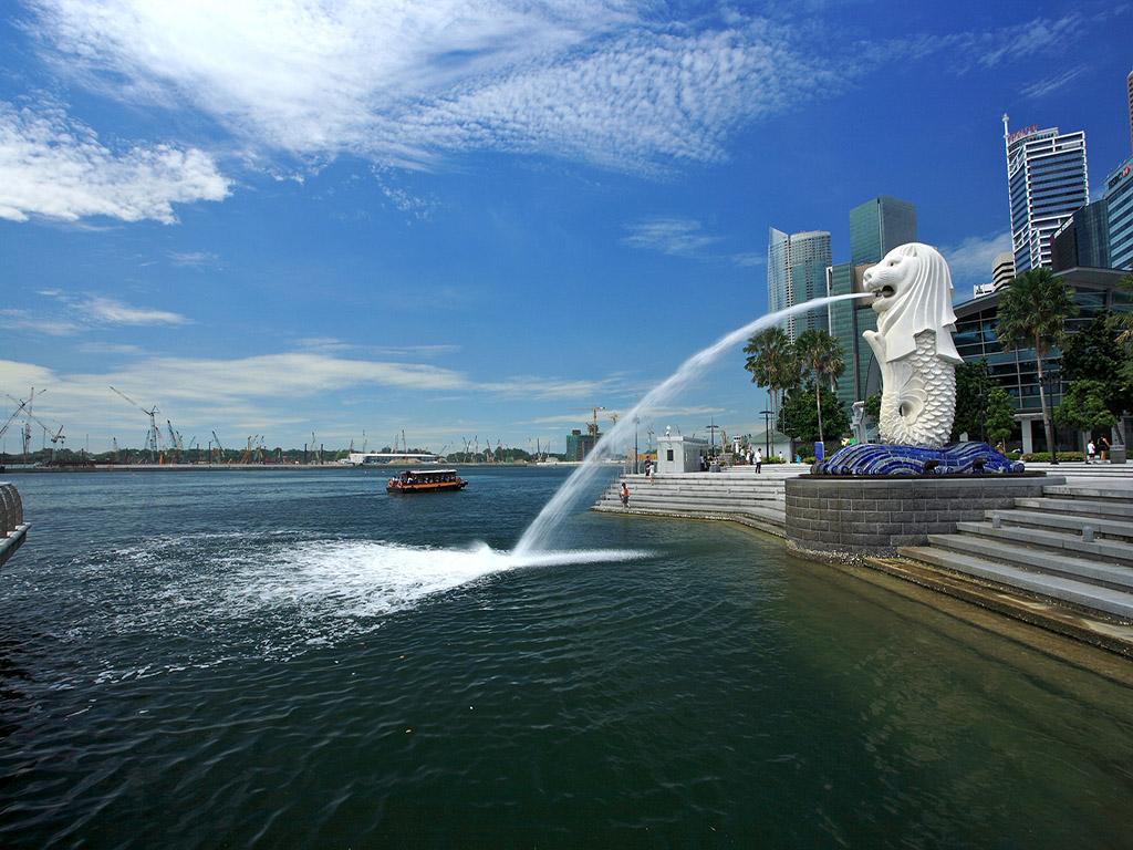 艇进新加坡一地半自由行