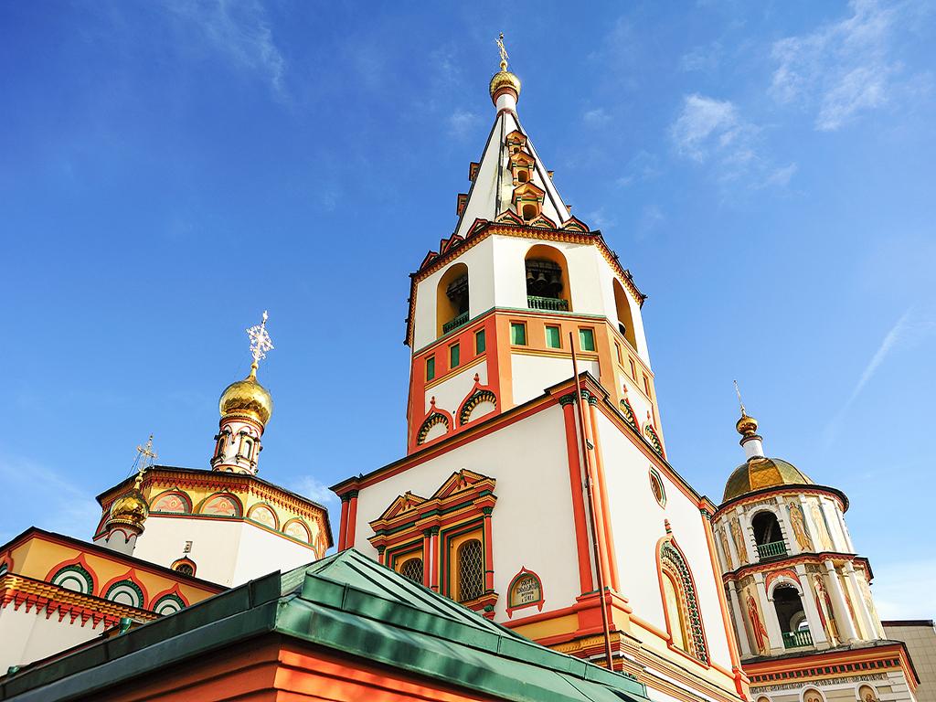 十大保障 尊品希爾頓貝加爾湖+圣彼得堡+莫斯科俄羅斯大全景