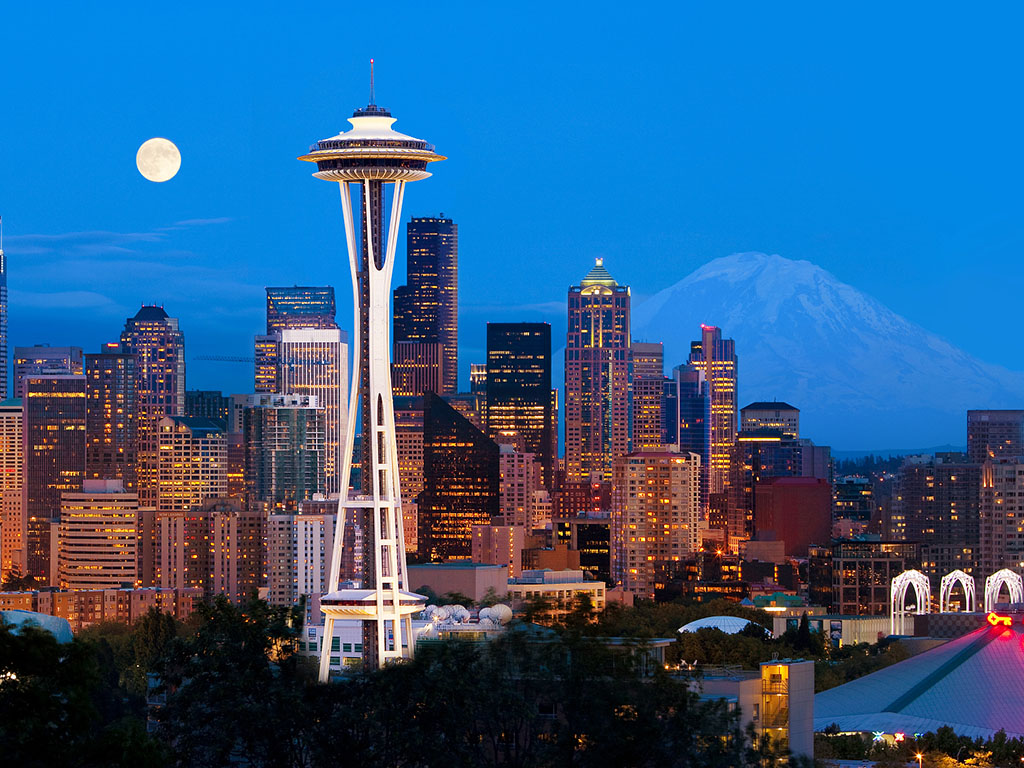 (全国联运)【名城经典】美国东西海岸西雅图+旧金山+1号公路+圣地亚哥+波士顿+名校