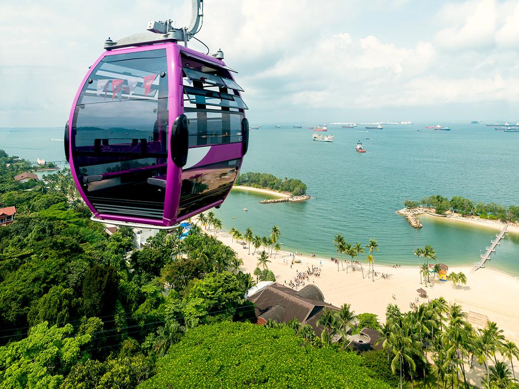 心新相印 金牌新加坡民丹岛