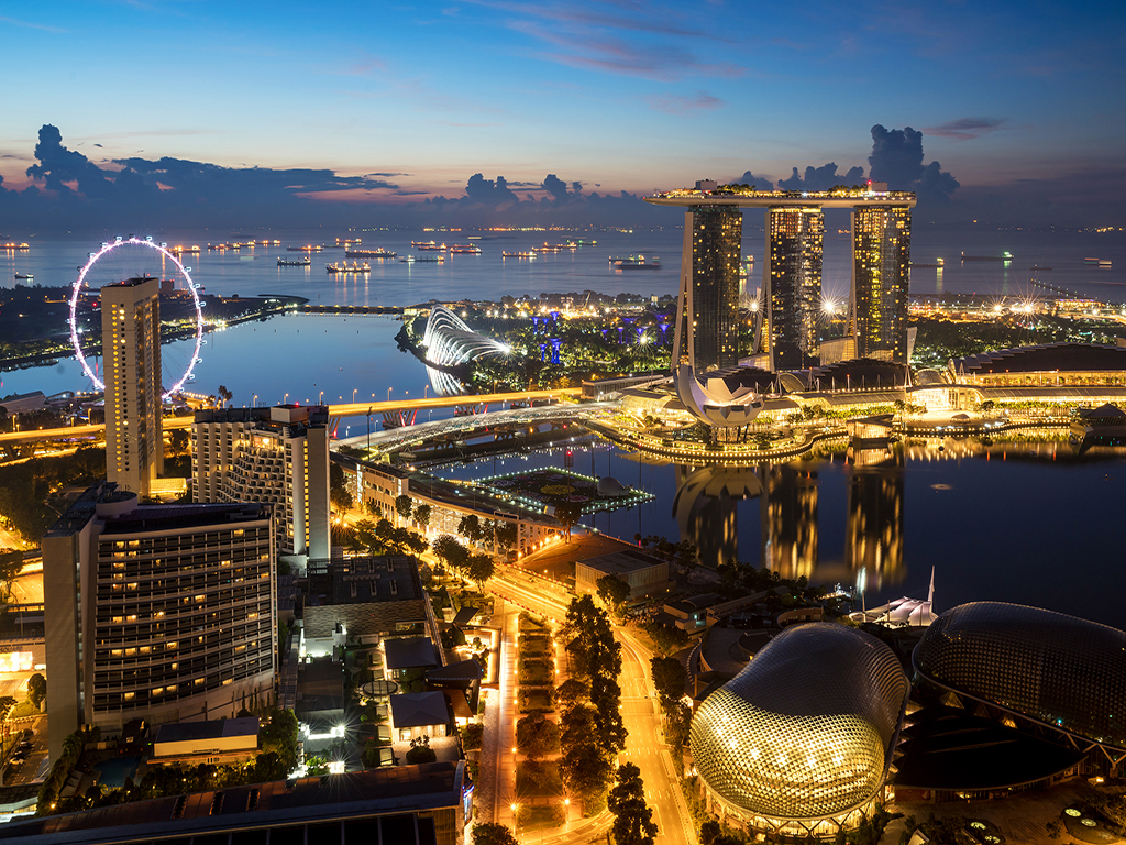 新加坡+民丹岛CLUB MED半自由行