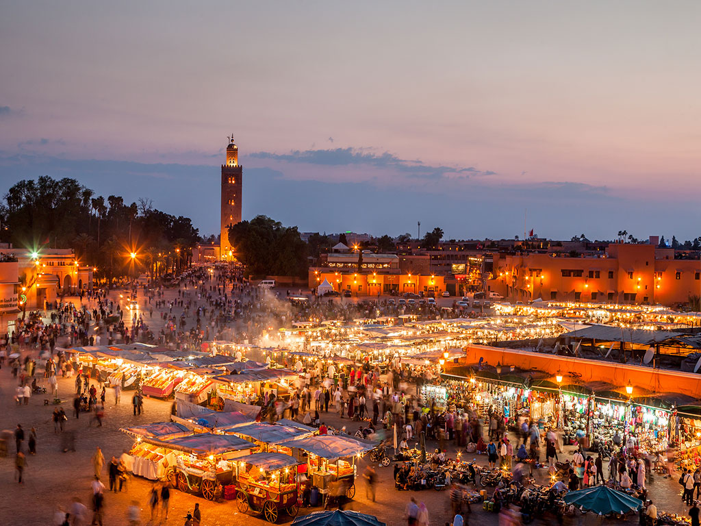 雙面一千零一夜 土耳其摩洛哥色彩撒哈拉深度_TK
