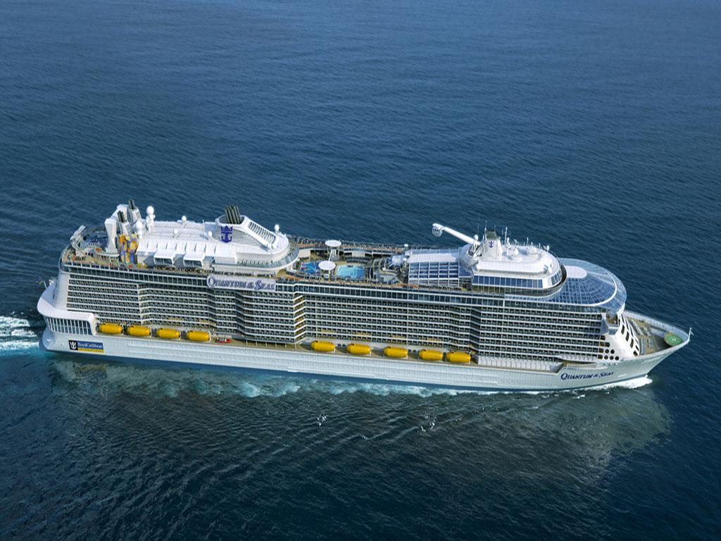 皇家加勒比海洋赞礼号邮轮日本长崎福冈