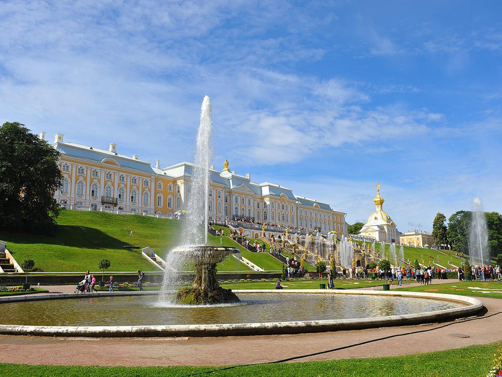 【全家总动员】俄罗斯双城+金银环+贝加尔湖+叶卡捷琳堡大全景9晚11日